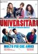 Cover Dvd Universitari - Molto più che amici