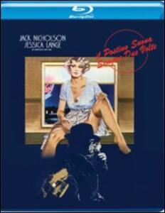 Il postino suona sempre due volte di Bob Rafelson - Blu-ray