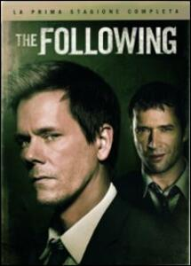 The Following. Stagione 1 (4 DVD) - DVD