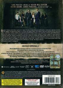 The Following. Stagione 1 (4 DVD) - DVD - 2
