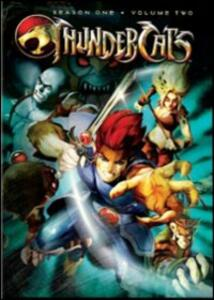Thundercats. Stagione 1. Vol. 2 - DVD