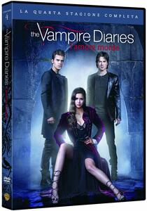 The Vampire Diaries. Stagione 4. Serie TV ita (5 DVD) - DVD