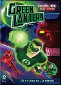 Lanterna Verde. Stagione 1. Vol. 2 - DVD