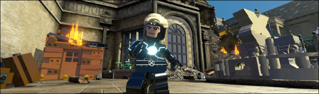 Videogioco LEGO Marvel Super Heroes PlayStation4 3
