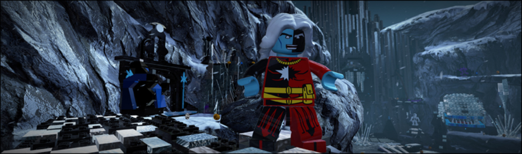 Videogioco LEGO Marvel Super Heroes PlayStation4 4
