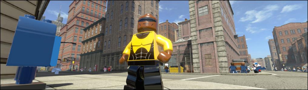 Videogioco LEGO Marvel Super Heroes PlayStation4 6