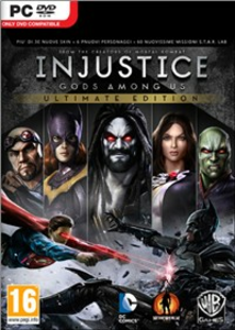 Videogioco Injustice: Gods Among Us Ultimate Edition Personal Computer 0