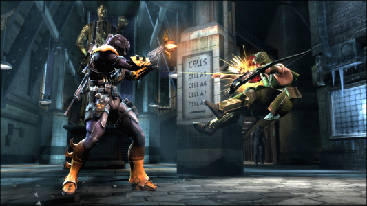 Videogioco Injustice: Gods Among Us Ultimate Edition Personal Computer 4