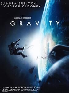 Gravity di Alfonso Cuaron - DVD