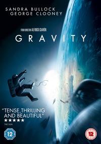 Cover Dvd Gravity (Blu-ray)