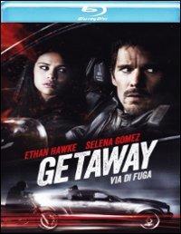 Cover Dvd Getaway. Via di fuga (Blu-ray)