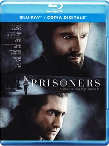 Prisoners di Denis Villeneuve - Blu-ray