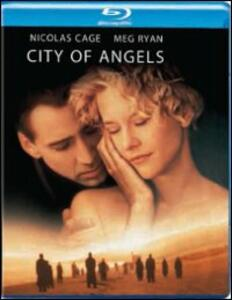 City of Angels. La città degli angeli di Brad Silberling - Blu-ray