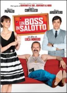 Un boss in salotto di Luca Miniero - DVD