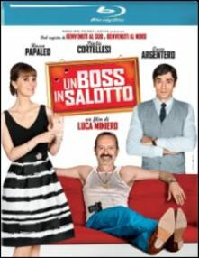 Un boss in salotto di Luca Miniero - Blu-ray
