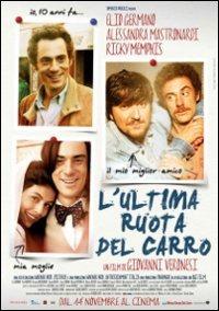 Cover Dvd ultima ruota del carro (Blu-ray)