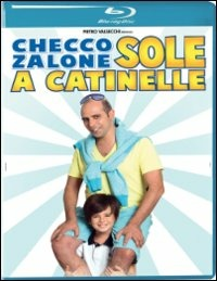 Cover Dvd Sole a catinelle (Blu-ray)
