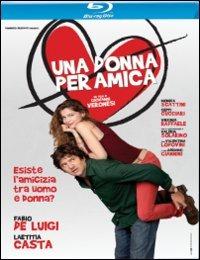 Cover Dvd donna per amica (Blu-ray)