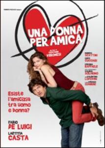 Una donna per amica di Giovanni Veronesi - DVD