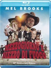 Film Mezzogiorno e mezzo di fuoco Mel Brooks