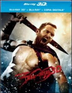 A 300. L'alba di un impero 3D (Blu-ray + Blu-ray 3D) di Noam Murro - Blu-ray + Blu-ray 3D