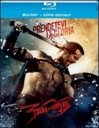 Cover Dvd 300. L'alba di un impero (Blu-ray)