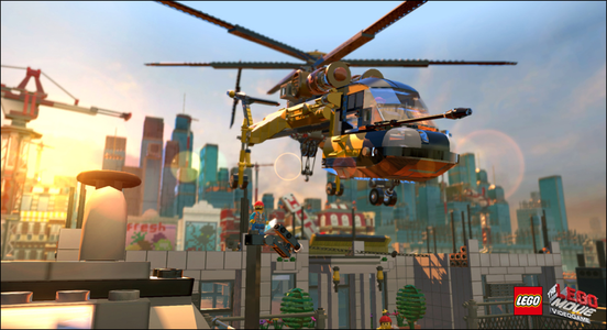 Videogioco LEGO Movie Videogame PlayStation4 3