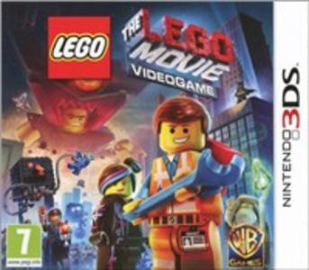 Videogioco LEGO Movie Videogame Nintendo 3DS 0