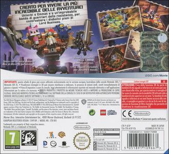 Videogioco LEGO Movie Videogame Nintendo 3DS 1