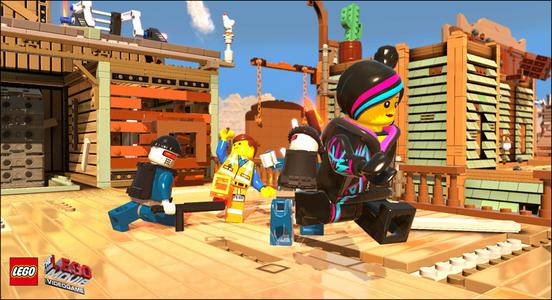 Videogioco LEGO Movie Videogame Personal Computer 5
