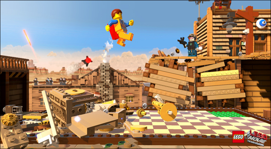 Videogioco LEGO Movie Videogame Personal Computer 6