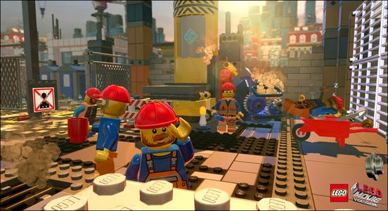 Videogioco LEGO Movie Videogame Personal Computer 8