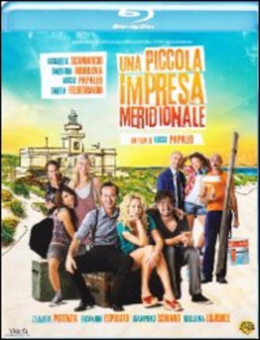 Una piccola impresa meridionale di Rocco Papaleo - Blu-ray