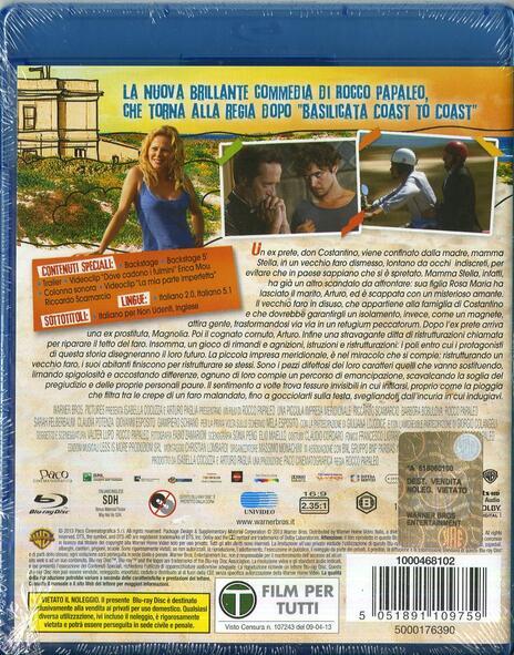 Una piccola impresa meridionale di Rocco Papaleo - Blu-ray - 2