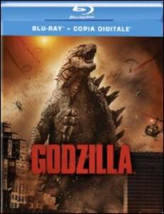 Godzilla di Gareth Edwards - Blu-ray