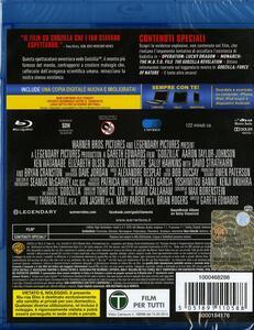 Godzilla di Gareth Edwards - Blu-ray - 2