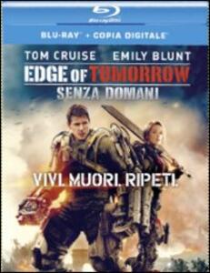Edge of Tomorrow. Senza domani di Doug Liman - Blu-ray