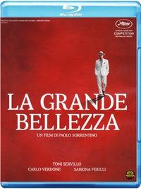 Cover Dvd grande bellezza (Blu-ray)