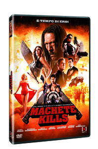 Machete Kills di Robert Rodriguez - DVD