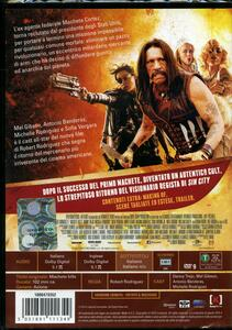 Machete Kills di Robert Rodriguez - DVD - 2