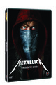 Cover Dvd Metallica 3D - Through the Never