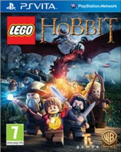 Videogioco LEGO Lo Hobbit PS Vita