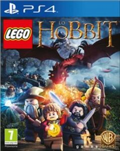 Videogioco LEGO Lo Hobbit PlayStation4 0