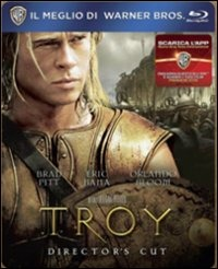 Cover Dvd Troy (Blu-ray)