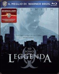 Cover Dvd Io sono leggenda (Blu-ray)