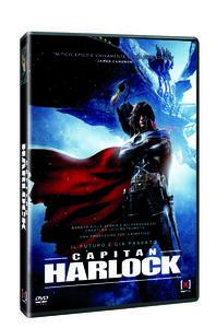 Capitan Harlock di Shinji Aramaki - DVD