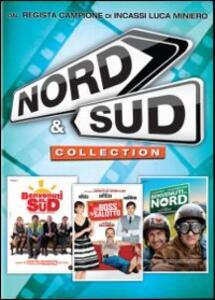 Nord & Sud Collection (3 DVD) di Luca Miniero