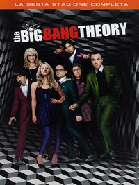 Cover Dvd Big Bang Theory. Stagione 6 (DVD)