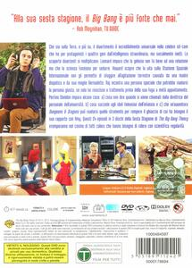 The Big Bang Theory. Stagione 6 (3 DVD) - DVD - 2