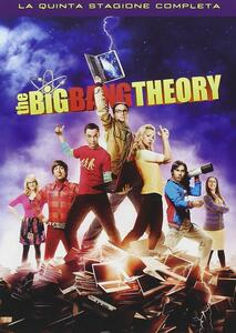 The Big Bang Theory. Stagione 5 (3 DVD) - DVD